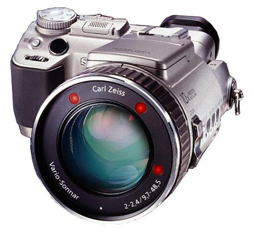 Sony DSC-F707 Digitalkamera (5,2 Megapixel) (Sony Dslr Monitor)