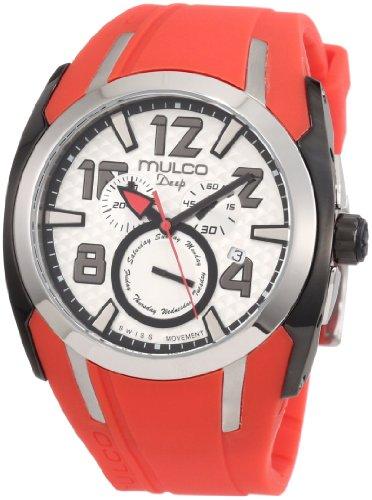 Mulco Unisex MW1-17186-061 Deep Shark Chronograph Swiss Movement Watch