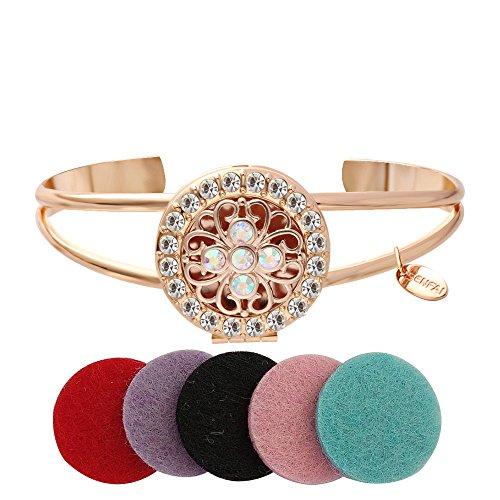 senfai-women-bijoux-3-colors-openable-essential-oil-aromatherapy-diffuser-cuff-bangle-bracelet-luxur