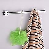 Olici MDRW-Accessoires De Salle De Bain Support De Serviette Badezimmer Armaturen Kupfer Bewegliche Handtuchhalter Bewegliche Handtuchhalter