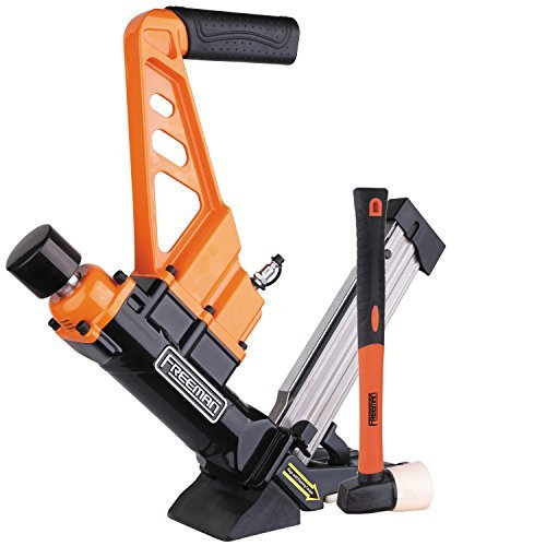 Freeman PDX50C 3-in-1 Flooring Cleat Nailer and Stapler by Freeman