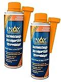 INOX Hochleistungs Dieselpartikelfilter-Reiniger, 2x 250ml - Additiv für alle Dieselmotoren
