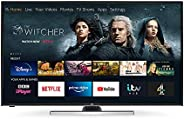 JVC Fire TV Edition 40'' Smart 4K Ultra HD HD