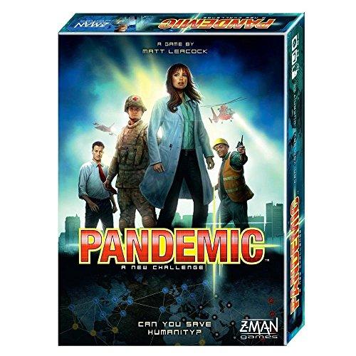 Asterion 8380 - Pandemia, Edizione Italiana