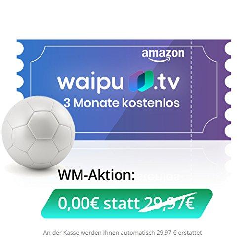 waipu.tv - Gutscheincode | TV-Ap...