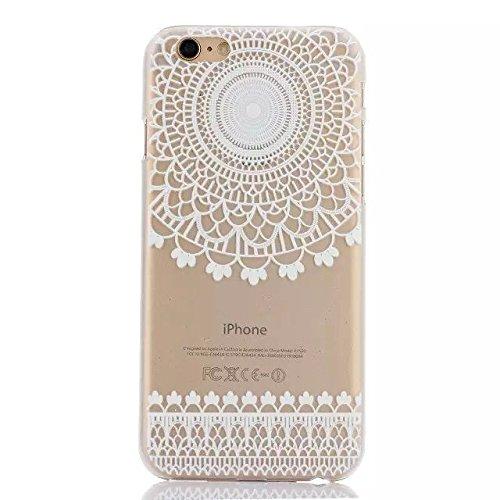 Coque rigide IPHONE 6 - Tansparente avec motif drole DESIGN case + Film de protection OFFERT 10