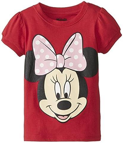 Freeze Kids - T-shirt - Fille Rouge rouge 3T