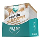 Best Body Nutrition Fit4Day Protein Champignon Cremesuppe, 630 g
