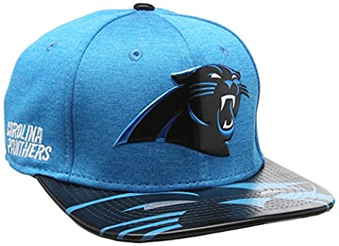 New Era Men's Nfl 2017 Official on Stage 9Fifty Carolina