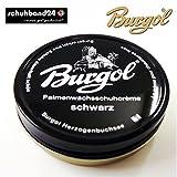 Burgol Palmenwachs-Schuhcreme, 60 Gr. 75 ml, schwarz