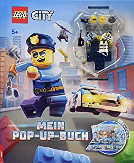LEGO® City - Mein Pop-up-Buch (3960801963)   Amazon Products