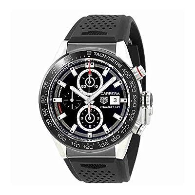 TAG Heuer Carrera Reloj de Pulsera para Hombre 43mm CAR201ZFT6046