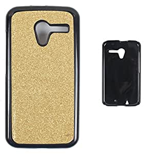 DooDa - For Lava Pixel V1 Snap-on Hard PU Leather & TPU Plastic Shoulders Case Cover, Fancy Fashion Designer With Full Protection Of Pouch