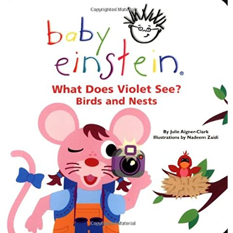 Birds and Nests (Baby Einstein's What Does Violet See)