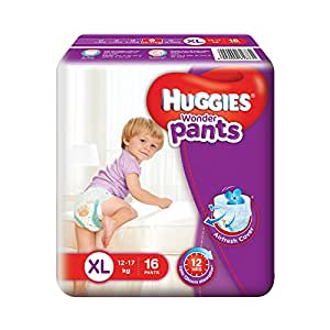 Huggies Wonder Pants Extra Large Diapers (16 Count)