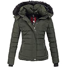 nuovi stili bda01 4e965 Amazon.it: piumini donna invernali corti