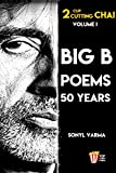Big B Poems: 50 Years (PopKorn Press)