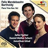 Mendelssohn: Piano Trios Nos. 1 and 2