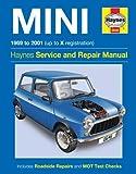 Mini (1969 - 2001) Haynes Repair Manual (Haynes Service and Repair Manuals)