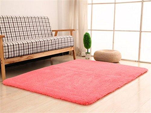 Pride S Tapis de salon moderne simple Chambre à coucher Table basse Tapis Maison Tapis de chevet Matelas, # 5, 80 x 200 cm