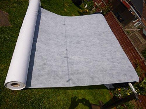 Non Tissé tapis de mauvaises herbes 2m x 15m