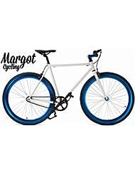Bici Fixie – Fixed Bike Modelo: Aqua. Talla: 58