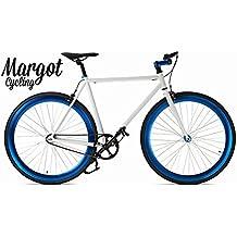 Bici Fixie – Fixed Bike Modelo: Aqua. Talla: 54