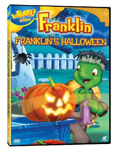 Trick or Treat Franklin - Franklin's Halloween by - Halloween Dvds
