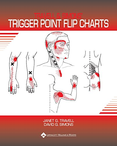 Travell and Simons' Trigger Point Flip Charts (English Edition)