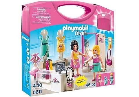 Playmobil - 5611 - Figurine - Valisette