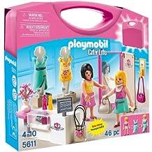 Playmobil - Tienda, maleta (56110)