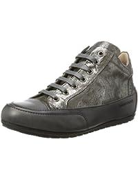 Candice Cooper Damen Metal Parker Hohe Sneaker