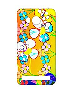 Mobifry Back case cover for vivo Xshot Mobile ( Printed design)