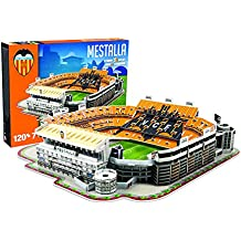 Giochi Preziosi 70340041 - estadio de puzzle en 3D Mestalla Valencia Est