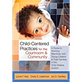 Child-Centered Practices for the Courtroom and Community: A Guide to Working Effectively with Young Children and Their Families in the Child Welfare S