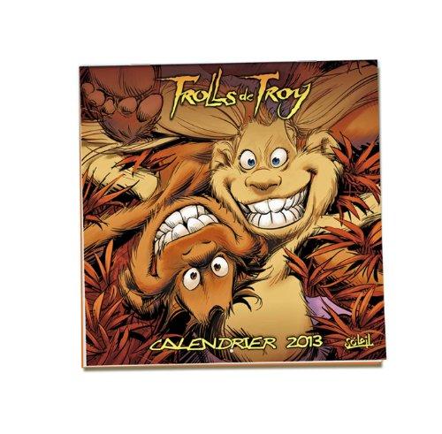 SOLEIL CALENDRIER 2013 TROLLS DE TROY