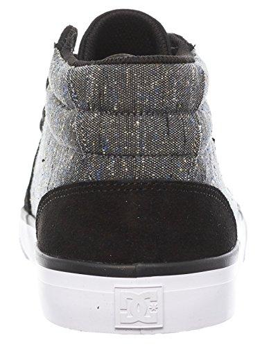 DC Shoes Council SE - Mid-Tops für Männer ADYS300076 BLACK/ARMOR/WHITE