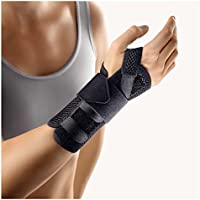 BORT ManuStabil® kurz Handgelenkbandage, small, schwarz, rechts preisvergleich bei billige-tabletten.eu