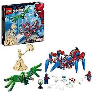 LEGO Super Heroes - Crawler di Spider-Man, 76114 5702016368871 LEGO