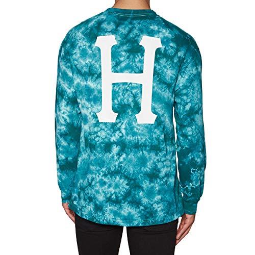 HUF Popeye Skates Long Sleeve T-Shirt X Large Mint