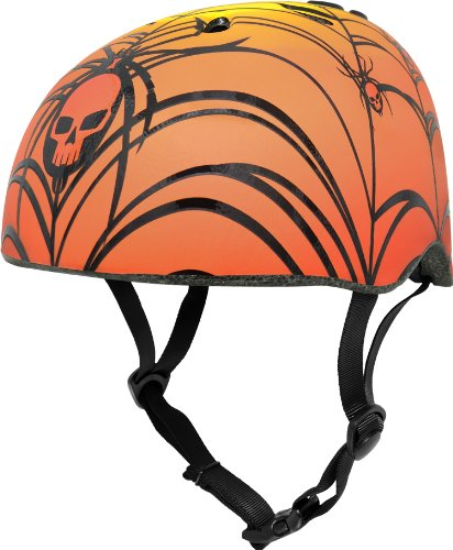 Krash deadheadz Spiderwebbed Helm, 54–58 cm