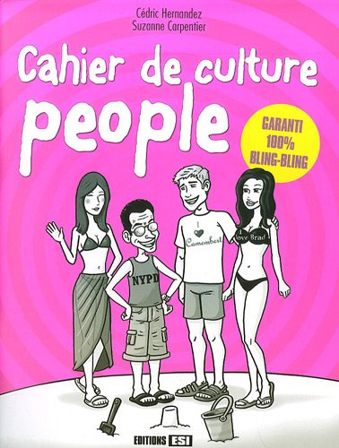 Cahier de culture people