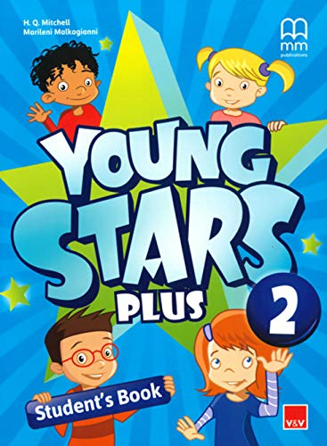 YOUNG STARS PLUS 2 STUDENT'S BOOK (Mm. textbook)