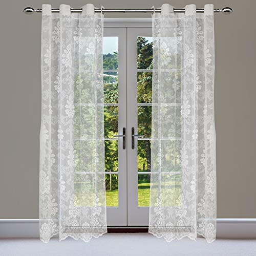 check MRP of sheer curtains LINENWALAS