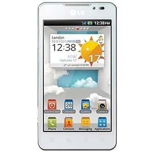 LG Optimus 3D Max P725 (White)