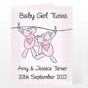 Glam Personalised Wedding and Giftware Geburtstagskarte