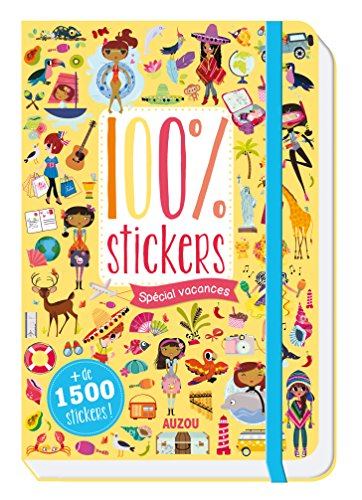 100 STICKERS - SPECIAL VACANCES