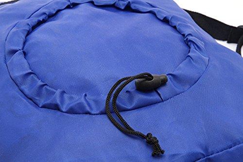 Oath_song , Sac à main porté au dos pour femme Bleu