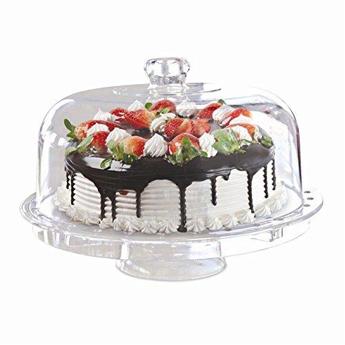 Support à gâteaux 4 en 1
