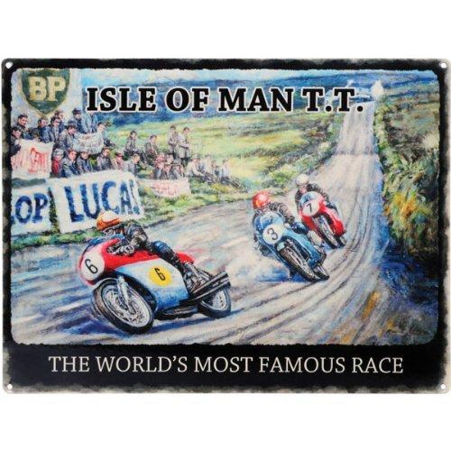 Isola di Man TT il più famoso